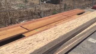 Heavy Duty Wood Gates Los Angeles Mulholland 1-800-562-5770