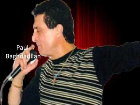 Paul Baghdadlian#102 Siretsi Yes Megin