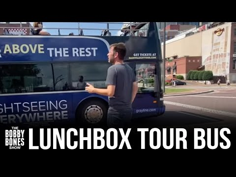Lunchbox Finds Out If He's Top 25 Of The Famous People In Nashville