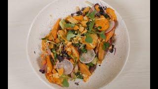 VERDU IR KEPU | Gardžiosios batatų salotos | 2020