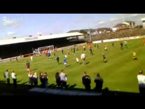 Ayr United Open Day