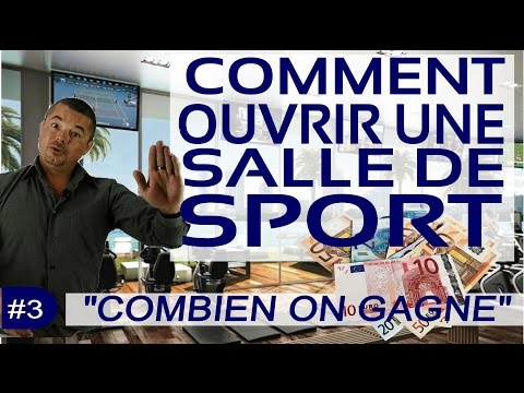 ouvrir une salle