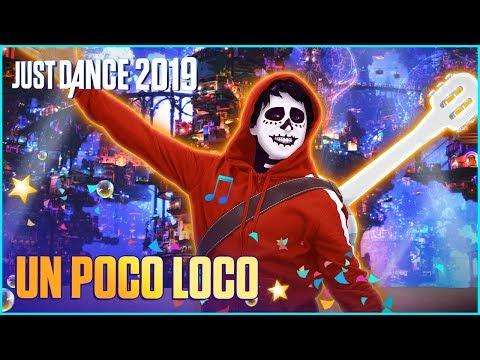 Just Dance 2019: Un Poco Loco byDisney•Pixar's Coco | Official Track Gameplay [US]