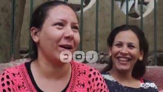 رصد | مظاهر احتفالات   شم النسيم  من  داخل حديقة حيوانات الجيزة