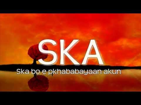 Hayate High 5 - Ska (Official Lyric Video)