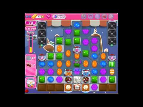 Candy Crush Saga - Level 2379 - No boosters