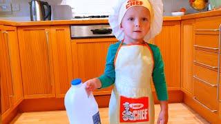 Эльвира и Райан АНГЛИЙСКИЕ ПЕСЕНКИ ДЛЯ ДЕТЕЙ Baby nursery rhymes song for toddlers