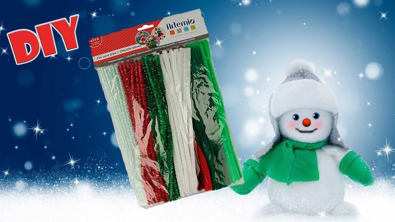 Adornos de navidad muy f ciles manualidades de navidad - Manualidades ninos navidad ...