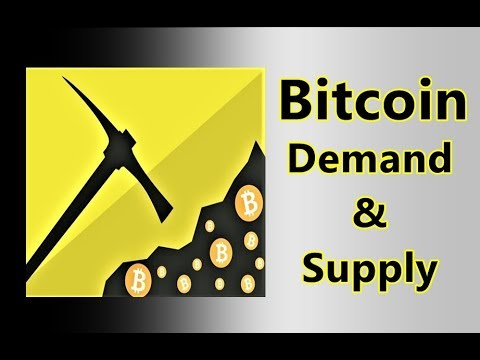 Bitcoin Demand And Supply || CNA सच ||