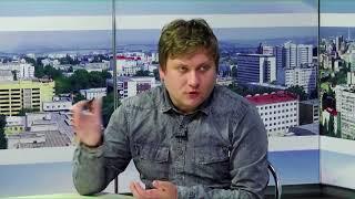 Олександр Ірклієнко у програмі Спортцентр