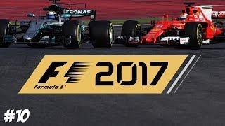 F1 2017 COOP 👥 // R10: BRITAIN GP // FERRARI vs MERCEDES with AMG // #10