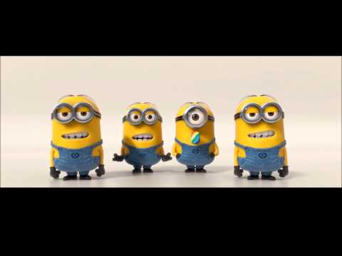 stafaband info   BANANA POTATO NAA MINION SONG Despicable Me 2 2013