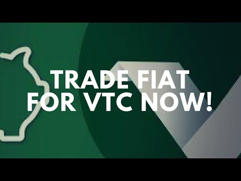 Breaking News!!! Vertpig (Fiat to VTC Exchange) is Live!