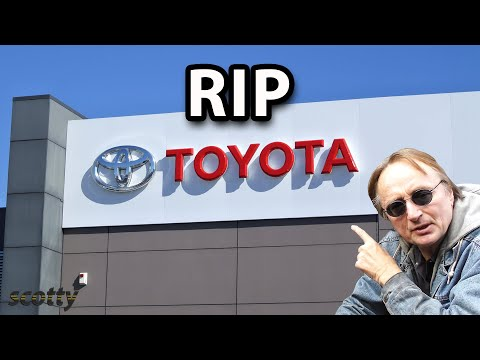 Toyota is Crapping in Their Pants Right Now