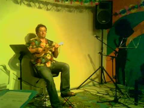 Anji by Davi Graham on ukulele (live in Satteldorf August 22nd 2009)
