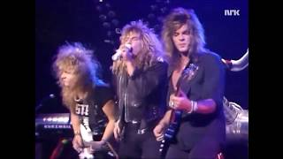 Europe - Superstitious (Live in London, 1989)