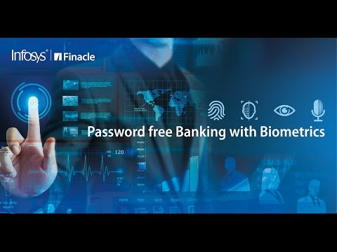 Password free Banking with Biometrics : Watch the webinar recording
