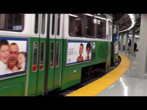 MBTA Green Line Supercut part 1