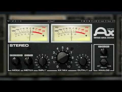 A-Z Of Waves - H Is For Harmonic Enhancers | Pro Tools