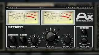 Val Garay Talks Waves Aphex Vintage Aural Exciter®