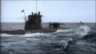 """Военнный фильм """" СУБМАРИНА U-47 """""""