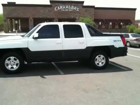 2003 Chevy Avalanche Z66 Youtube