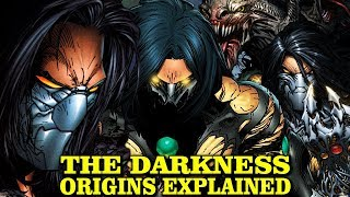 THE DARKNESS ORIGINS EXPLAINED - WHAT IS THE DARKNESS? JACKIE ESTACADO HISTORY AND LORE
