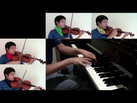 Animal Crossing: New Leaf title theme cover [2 violins, viola, cello, piano]
