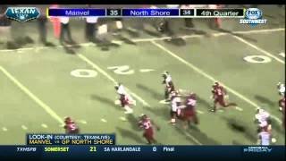 FOX Football Friday: Lateral results in TD for Manvel