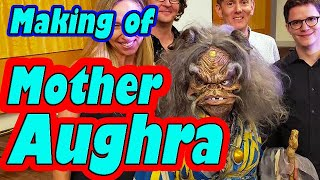 Making of Mother Aughra Cosplay from Dark Crystal Age of Resistance