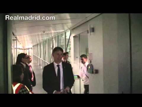BEHIND THE SCENES: Así es el avión de Emirates del Real Madrid