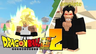 DRAGON BALL SUPER 2 IN ROBLOX IS HERE | Roblox | Dragon Ball Super 2