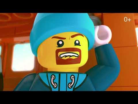 Полярные приключения  Часть 1 из 2    LEGO City Arctic