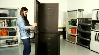 Keter's Rattan-Style Utility Cabinet - Assembly Video