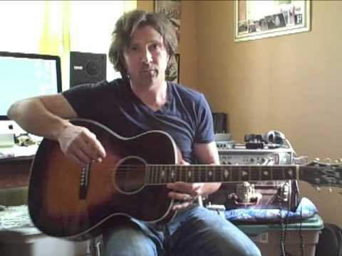 Lick Of The Day by WILL KIMBROUGH Award-Winning Guitarist - Jeff Finlin (9/22/2010)