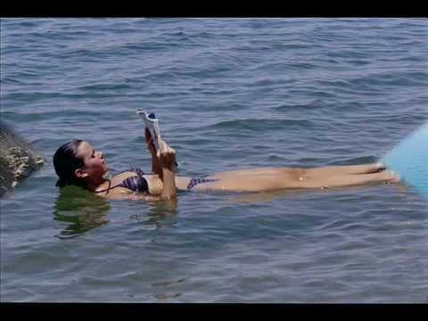 Swimming in Dead Sea Excursions From Aqaba Port