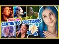 CANTANTES CRISTIANAS: Christine D´Clario, Taya Smith y más | VOCAL COACH REACCIONA | Gret Rocha