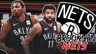 Kevin Durant and Kyrie Irving Nets Rebuild in NBA 2K19