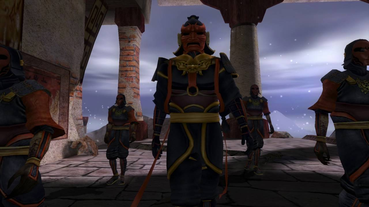 Jade Empire Special Edition Full Game Trailer Youtube