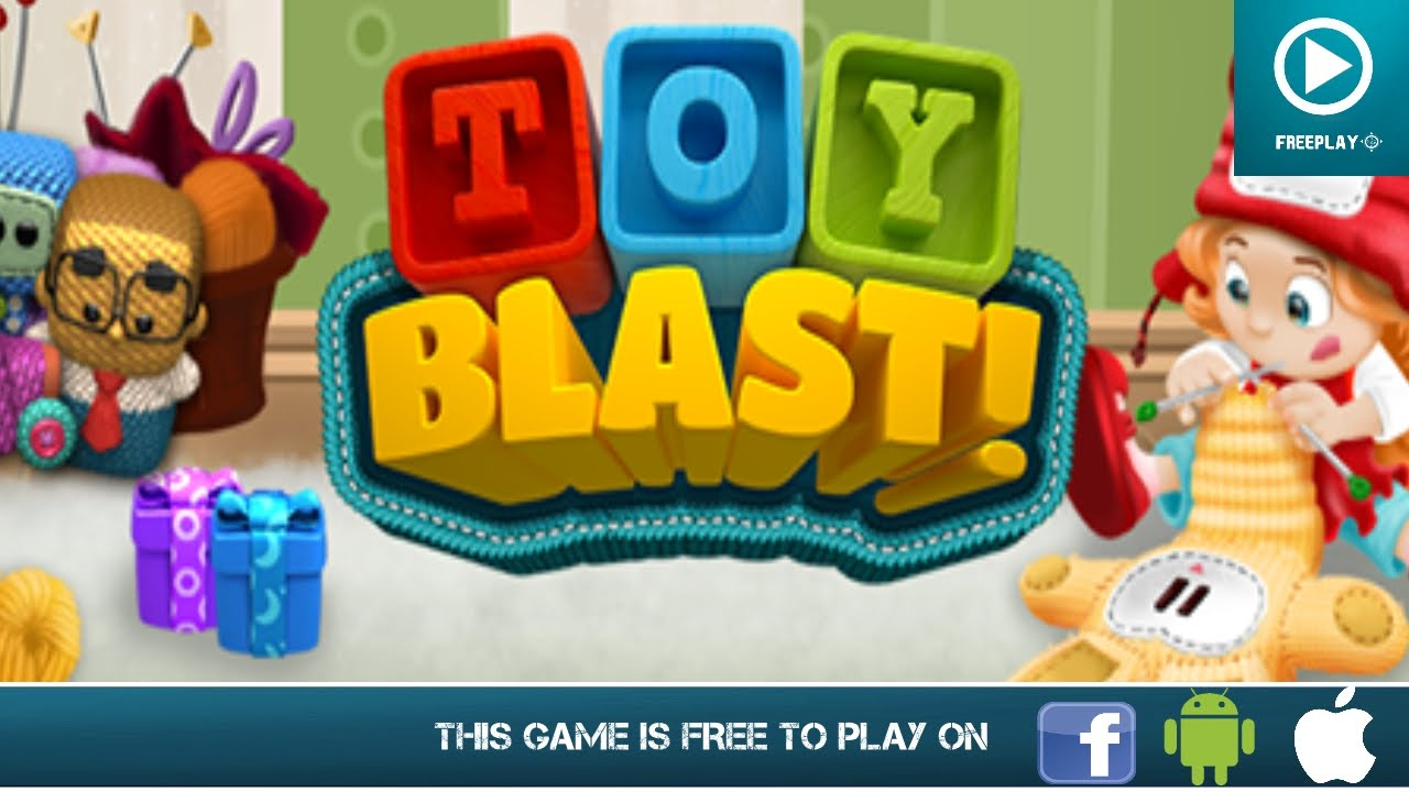 Toy Blast On Facebook : Toy blast free on facebook android ios gameplay