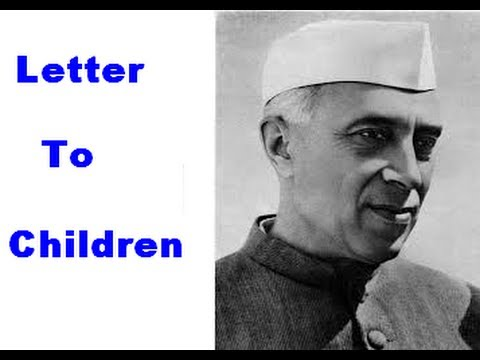chacha nehru with children