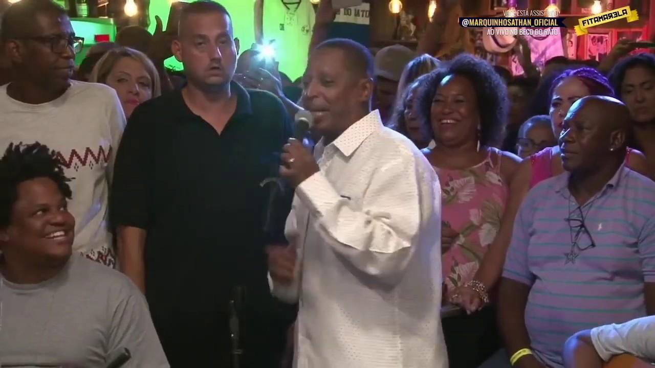 MARQUINHO SATHAN - ao vivo no Beco do Rato