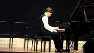 Miloš Bulajić, J. S. Bach Präludium und Fuge gis - Moll (BWV 863)
