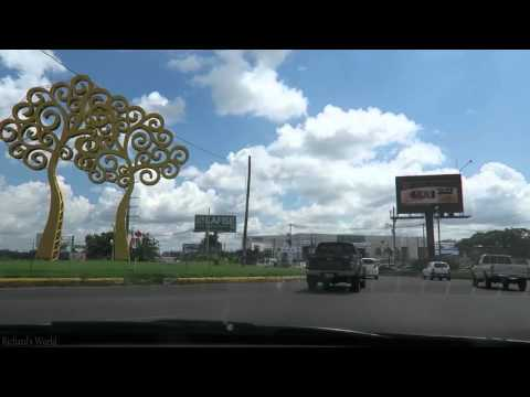 Drive from Managua to Granada, Nicaragua Capital - Oct 2015 - Canon G7X