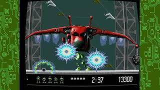 Sega genesis classics vectorman gameplay day 1 enemy patrol outlaws