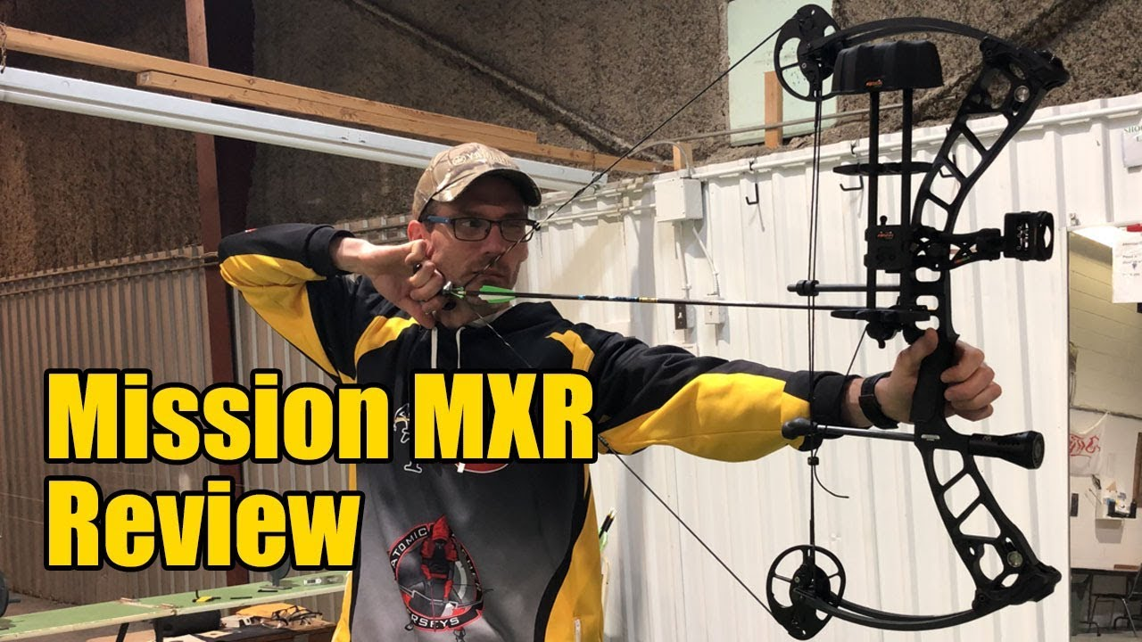 Review: Mission MXR Compound Bow + Video | OutdoorHub