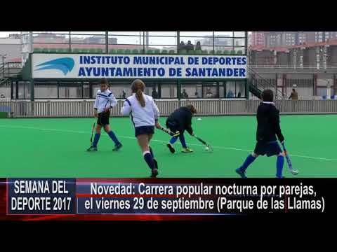 VIII Semana del Deporte Santander