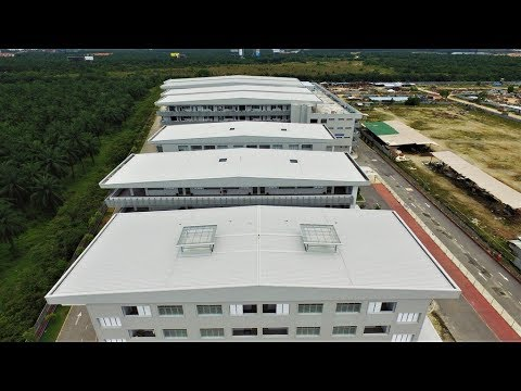 Workers And Staff Hostels At Sepang For Hartalega Ngc Sdn