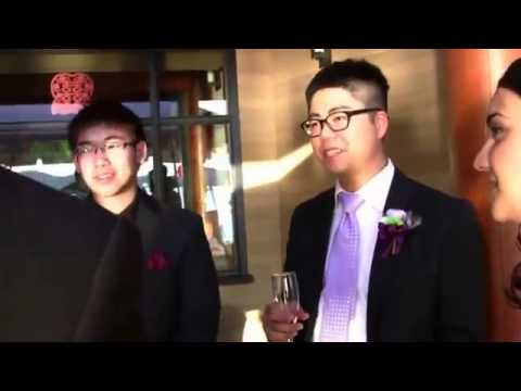 Pamela Verma James Liao Wedding Halfmoon Bay 12 May 2012
