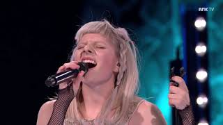 AURORA - Through The Eyes Of a Child (Live at Nidarosdomen)